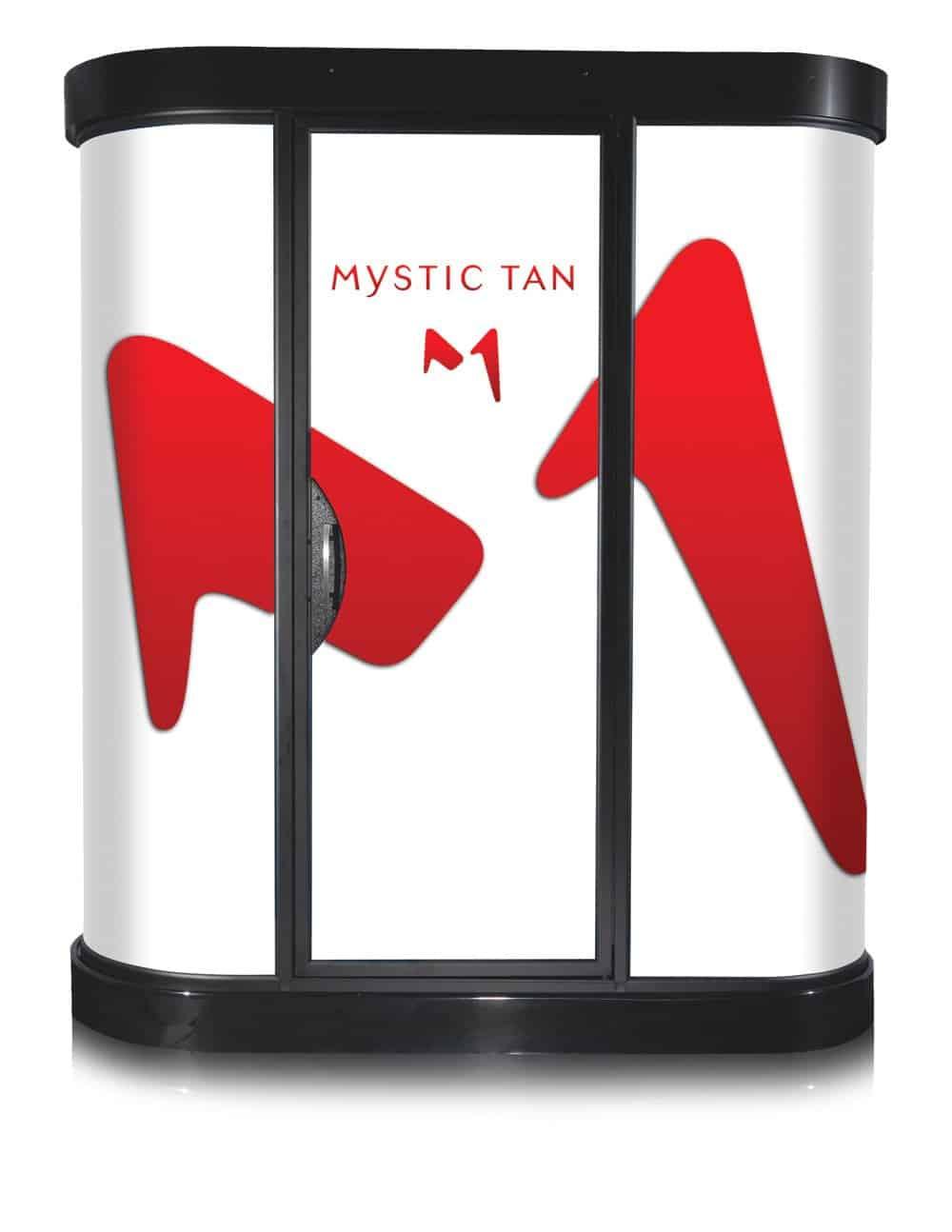 Mystic Tan HD Sunless Booth